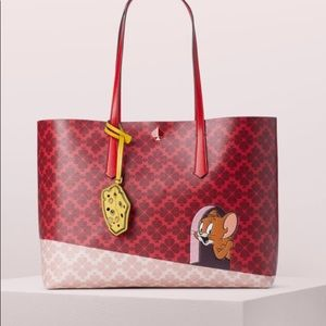 Kate Spade Tom and Jerry tote